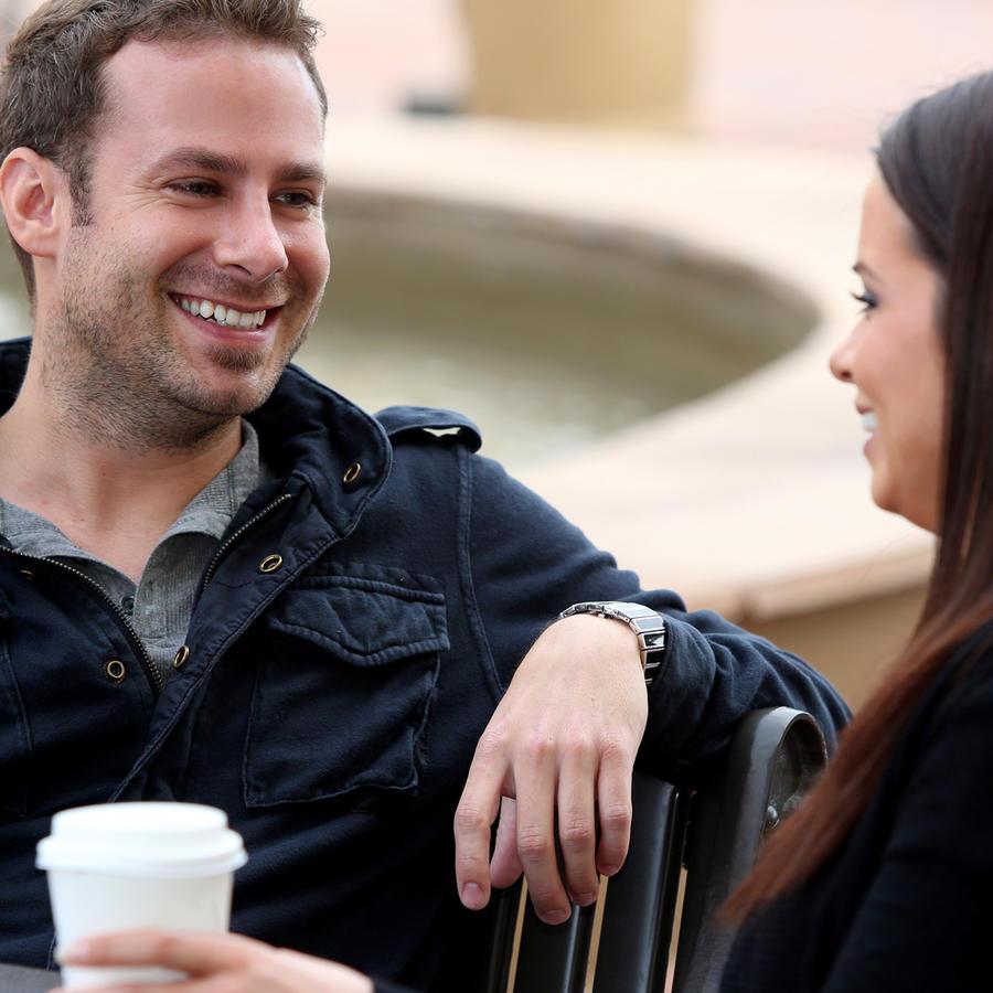 Café en la primera cita