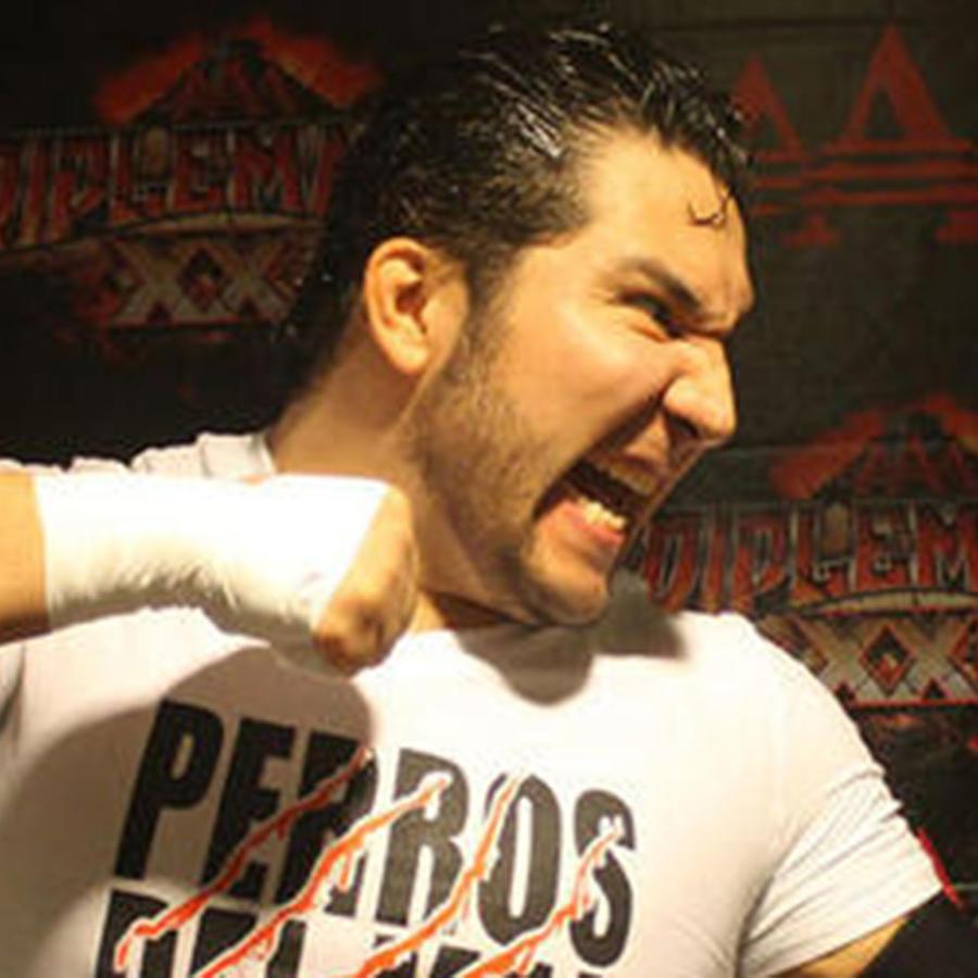 luchador de mexico pedro aguado
