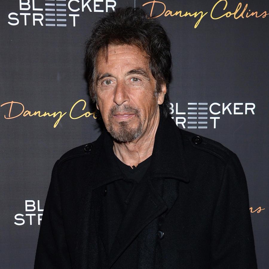 """Al Pacino en el estreno de """"Danny Collins""""."""