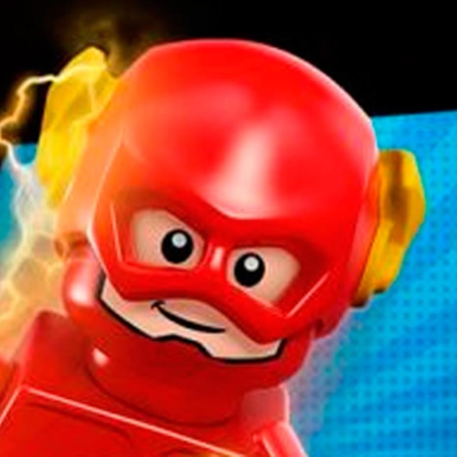 """Logo de la película """"The Flash"""""""