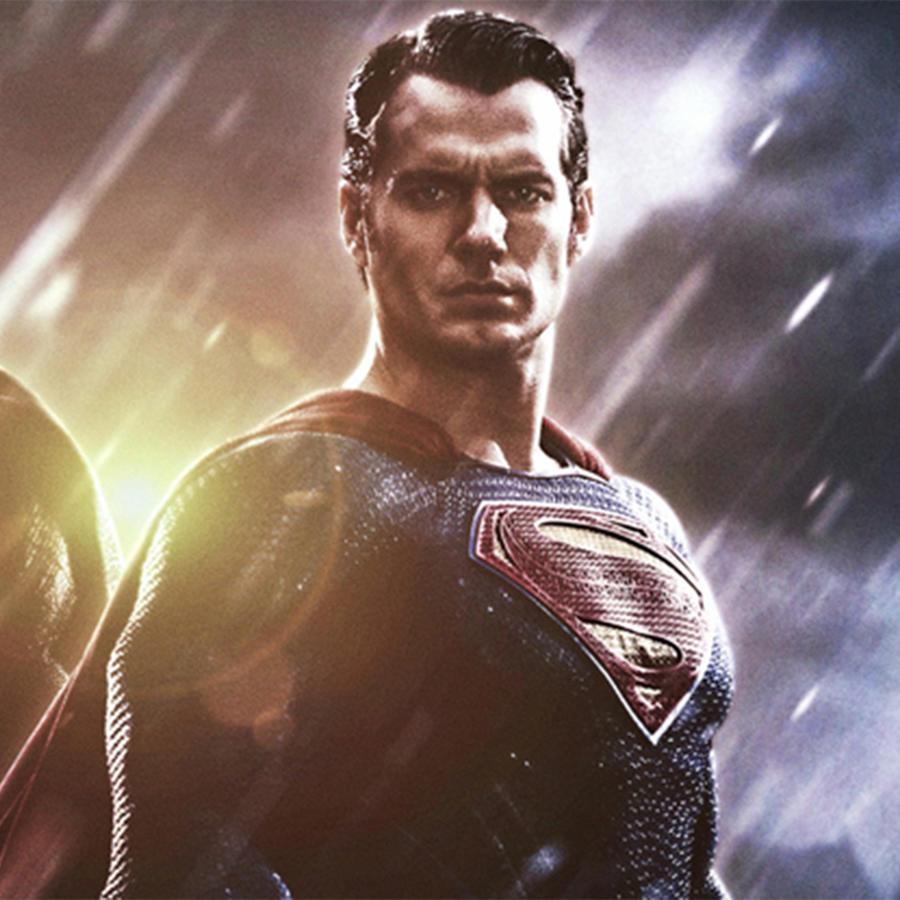 """Foto de la película """"Batman v Superman: Dawn of Justice""""."""