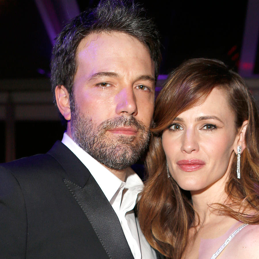 Ben Affleck y Jennifer Garner en la fiesta de 'Vanity Fair' de los Oscar 2014
