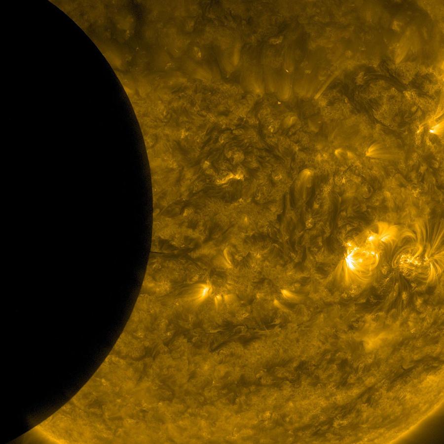 eclipse de superluna el domingo