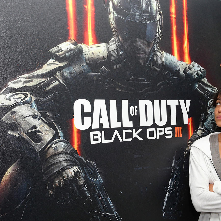 Call of Duty con Michelle Rodriguez