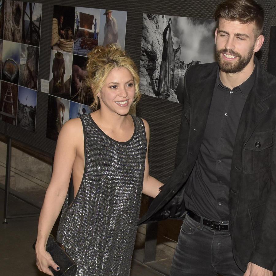 Shakira y Gerard Piqué en los Premios Festa de L Esport 2016