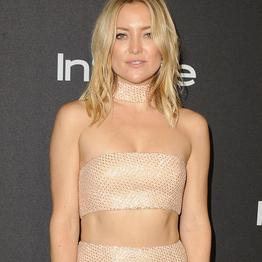 Kate Hudson en los Golden Globes 2016