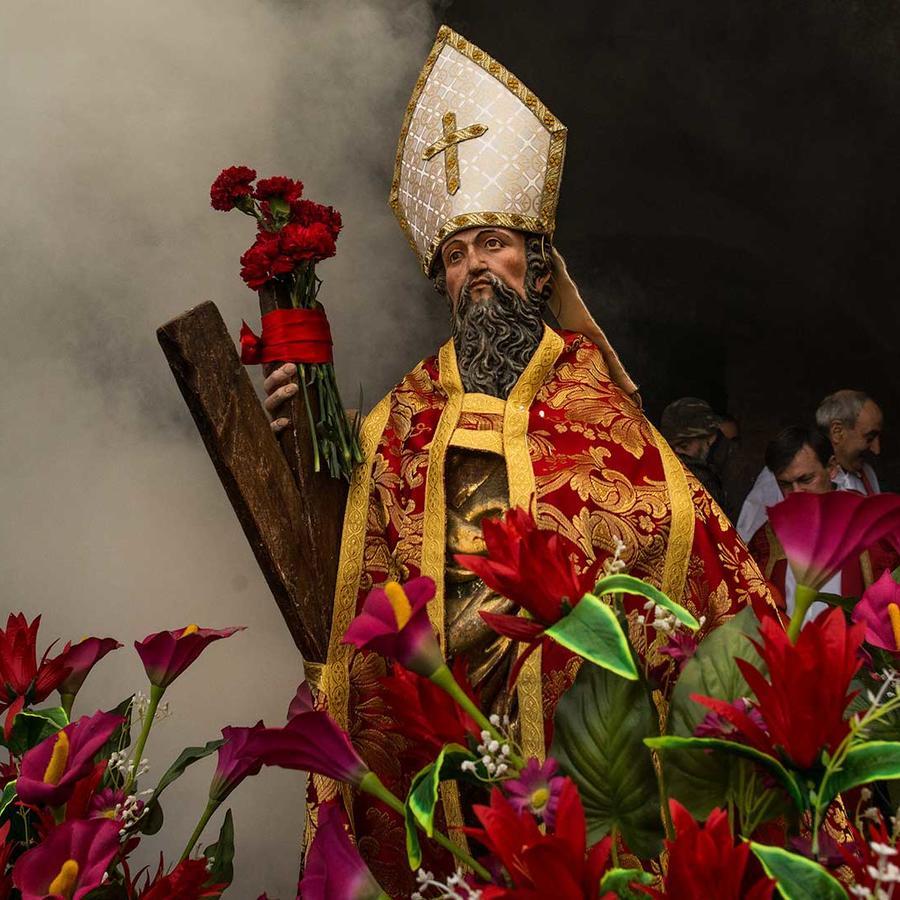 procesion en españa