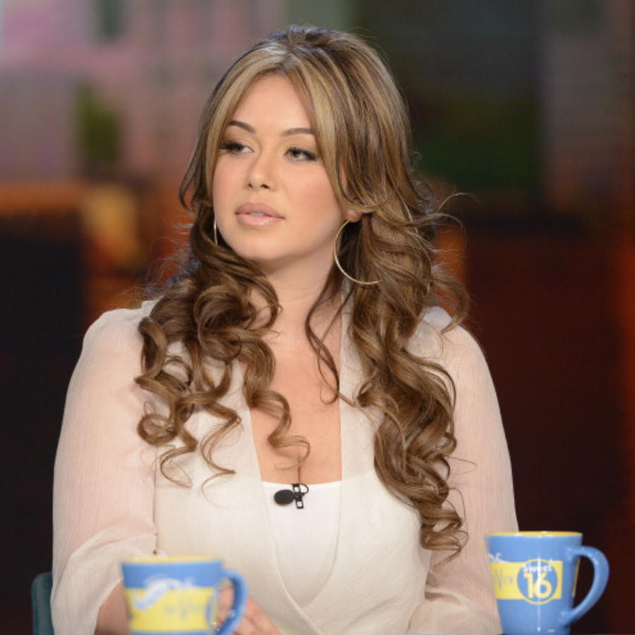 "Chiquis Rivera en su entrevista en el show de ABC ""The View"""