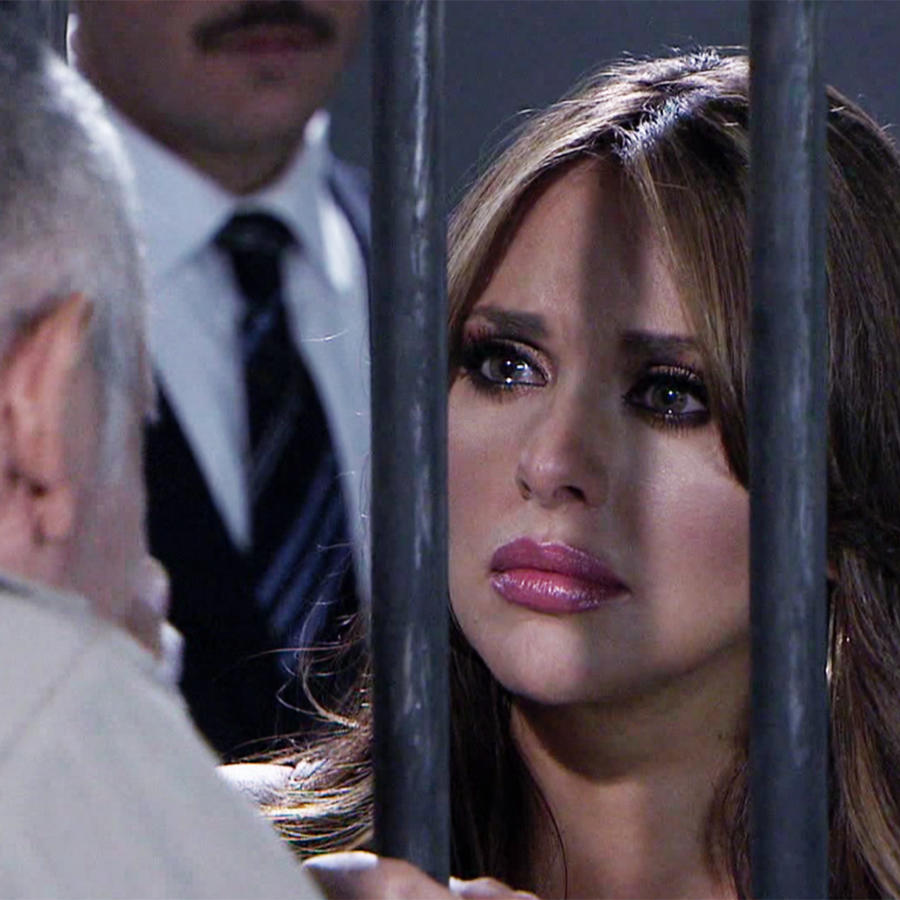 Vanessa Villela, Emiliana Contreras, triste, El Señor de los Cielos Nueva Temporada
