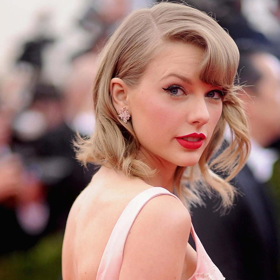 Taylor Swift en la Costume Institute Gala en el Metropolitan Museum of Art
