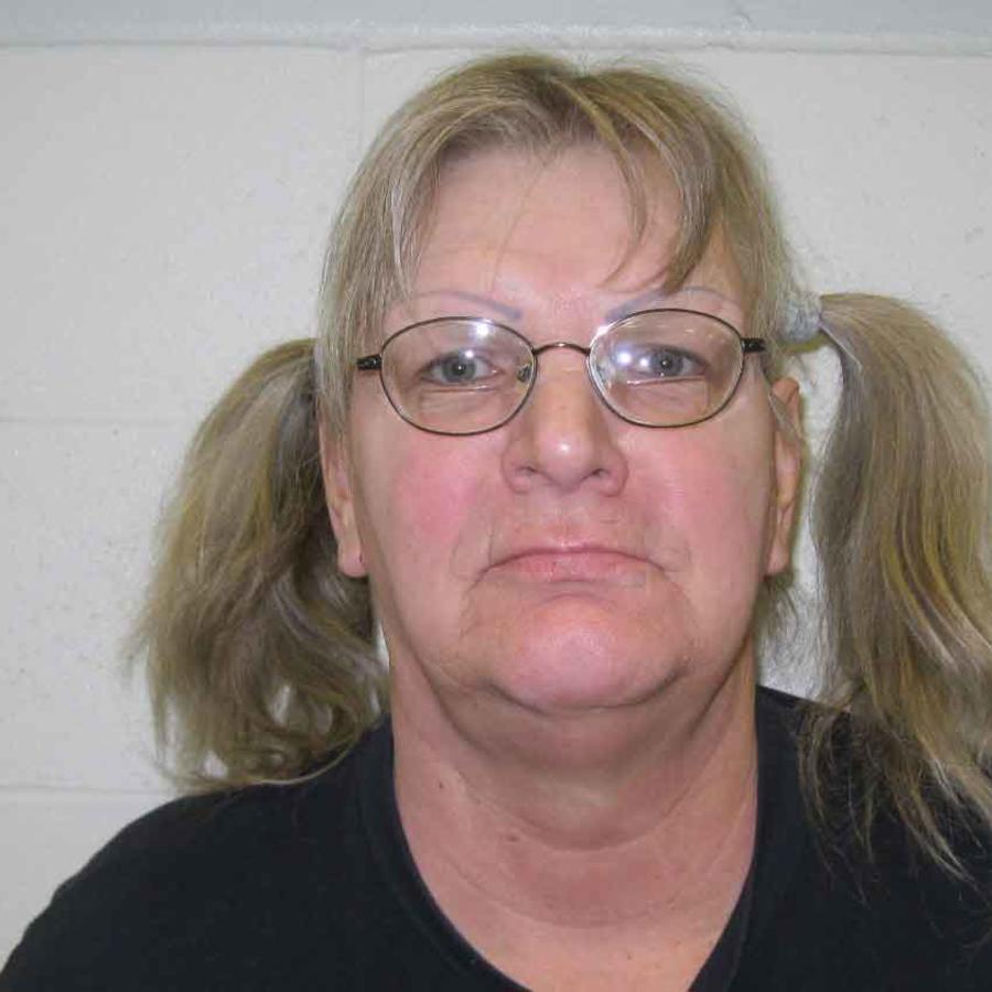 mujer que robo banco para regresar a cárcel