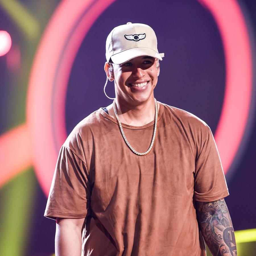 Daddy Yankee ensayos Premios Tu Mundo 2016