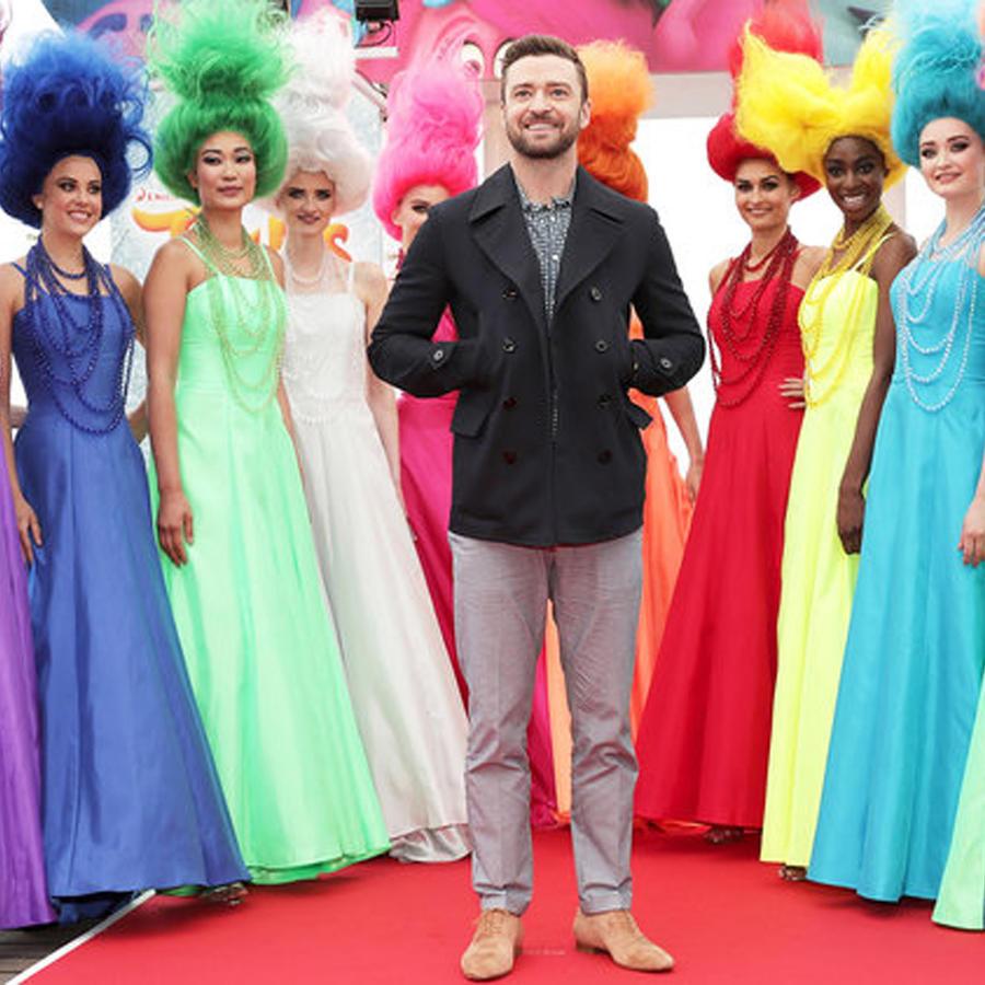 Justin Timberlake en el festival Cannes