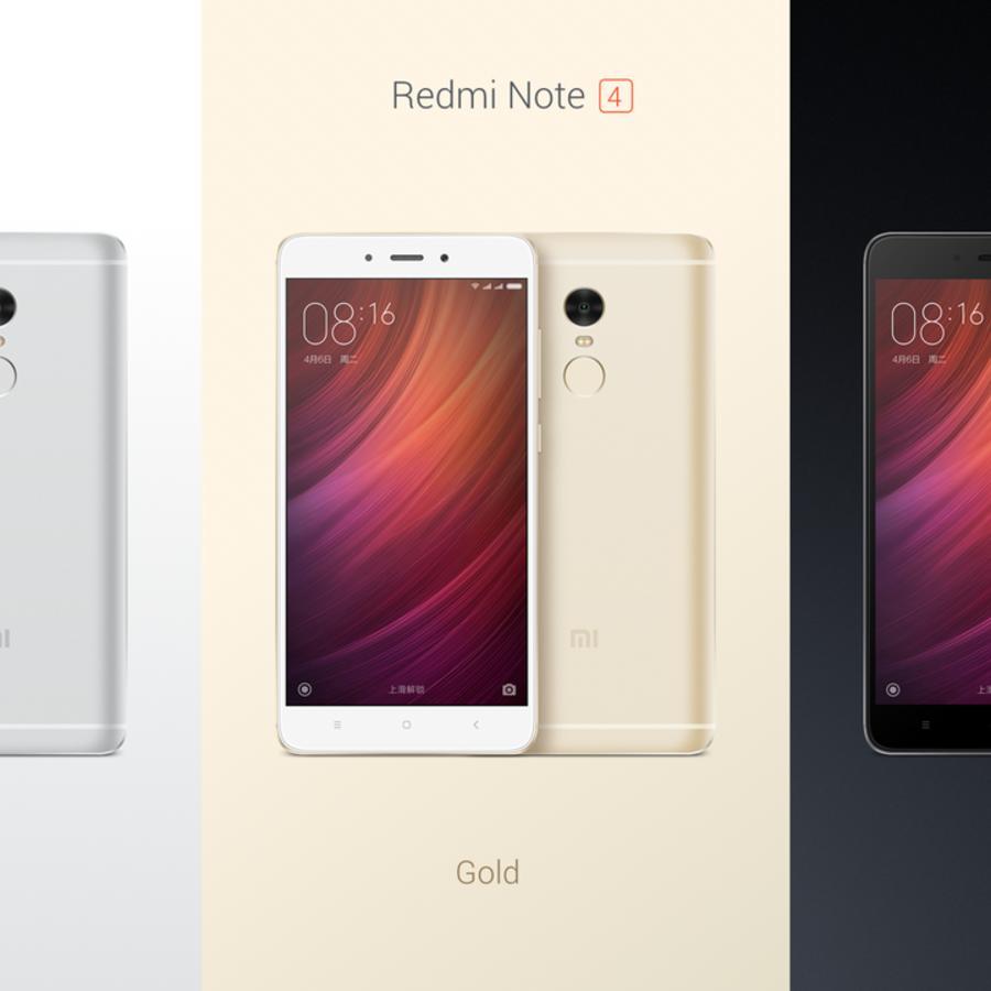 Xiaomi estrena el Redmi Note 4