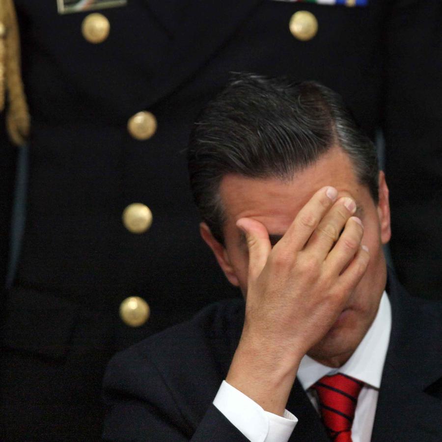 presidente de mexico enrique pena nieto