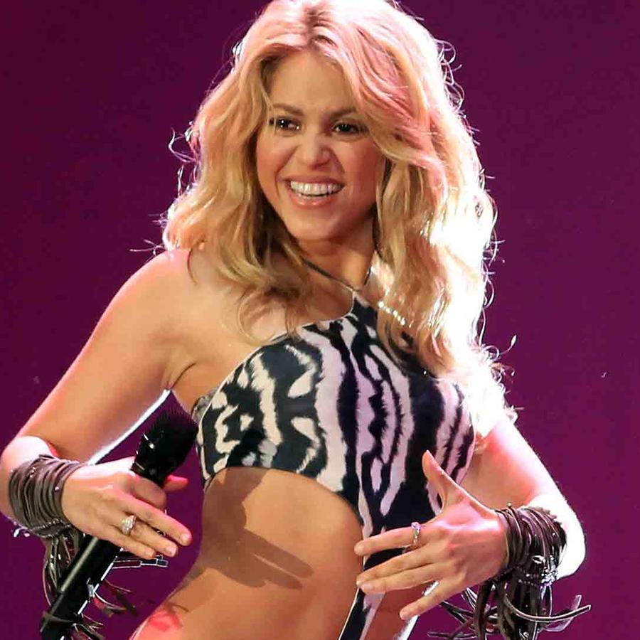 Shakira en FIFA 2010