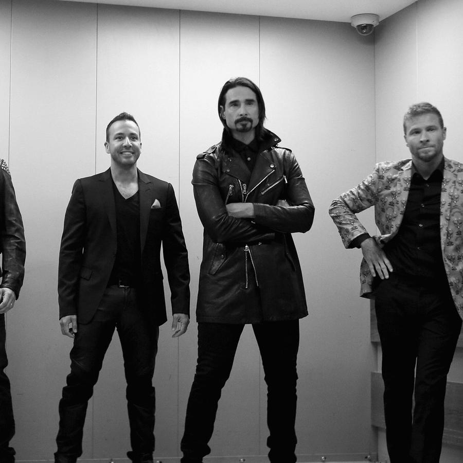 Backstreet Boys en Las Vegas