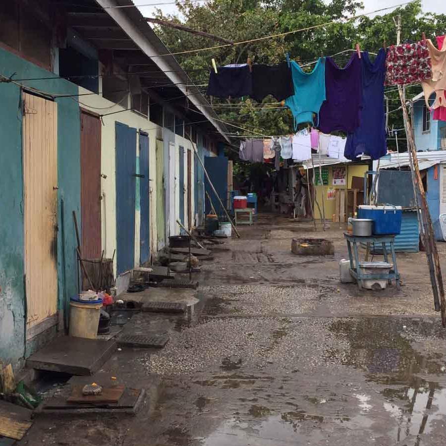 barrios de jamaica