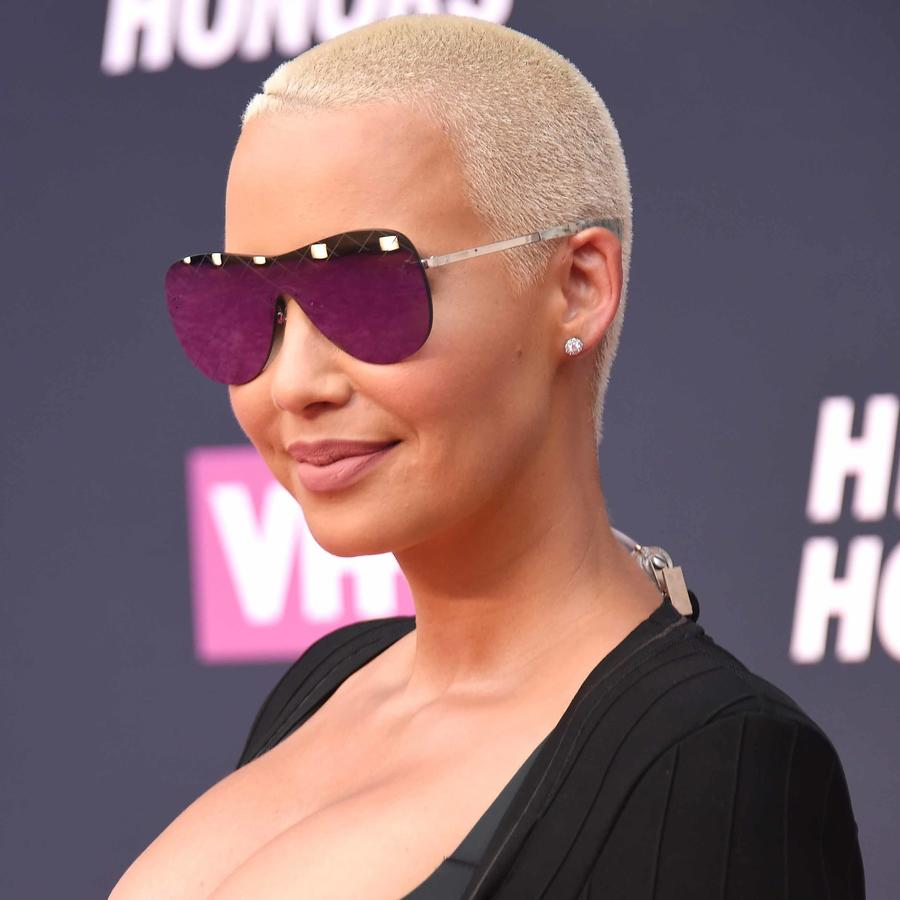 Amber Rose en el VH1 Hip Hop Honors