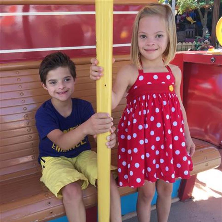 Sofia y Joaquin