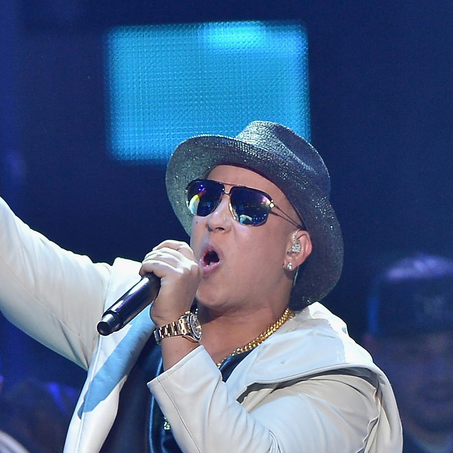 Daddy Yankee en los 2015 Billboard Latin Music Awards