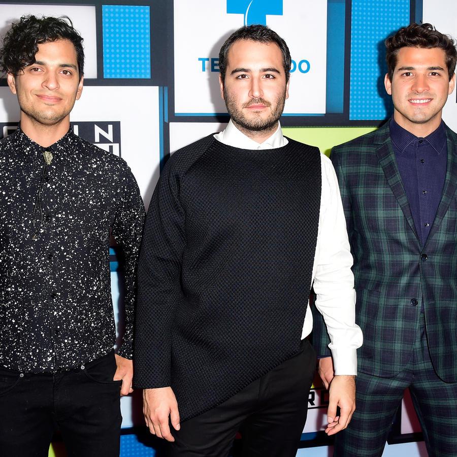 Grupo mexicano Reik en los Latin American Music Awards