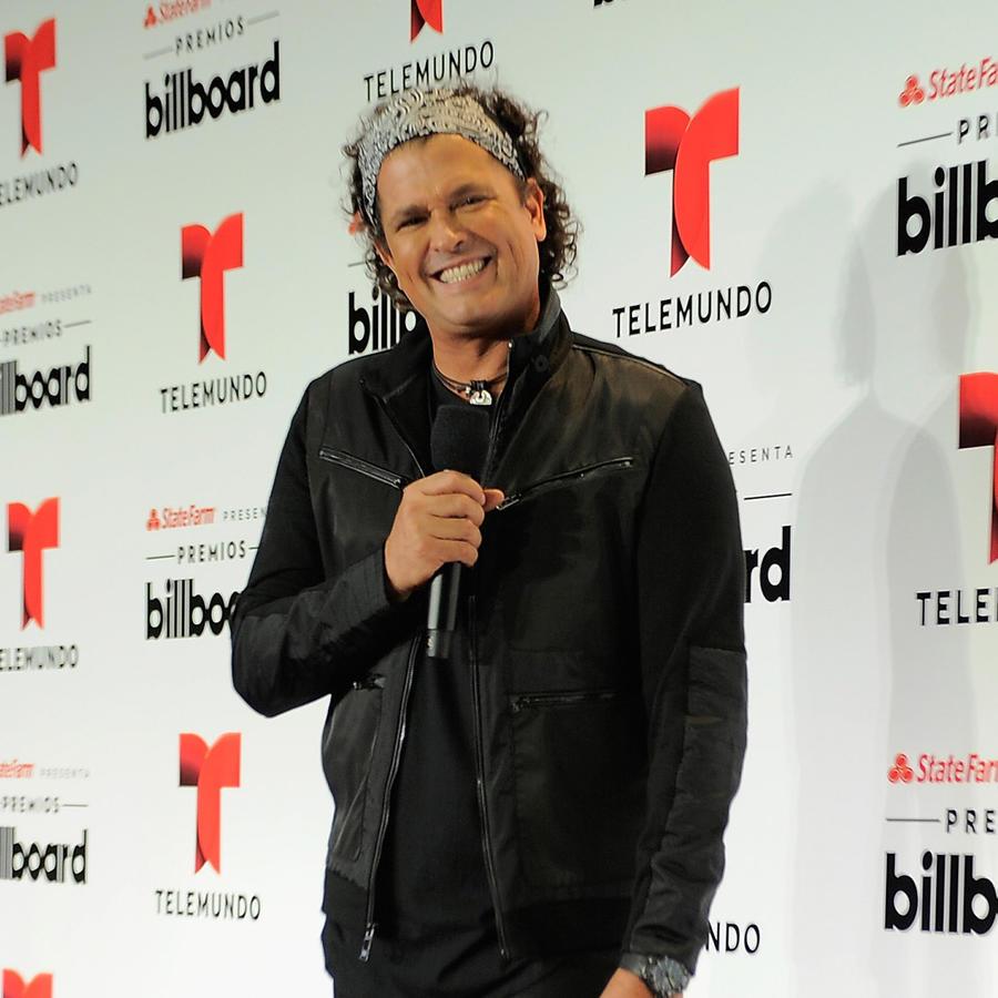 """Carlos Vives en los 2015 Billboard Latin Music Awards """"Premios Billboard"""""""