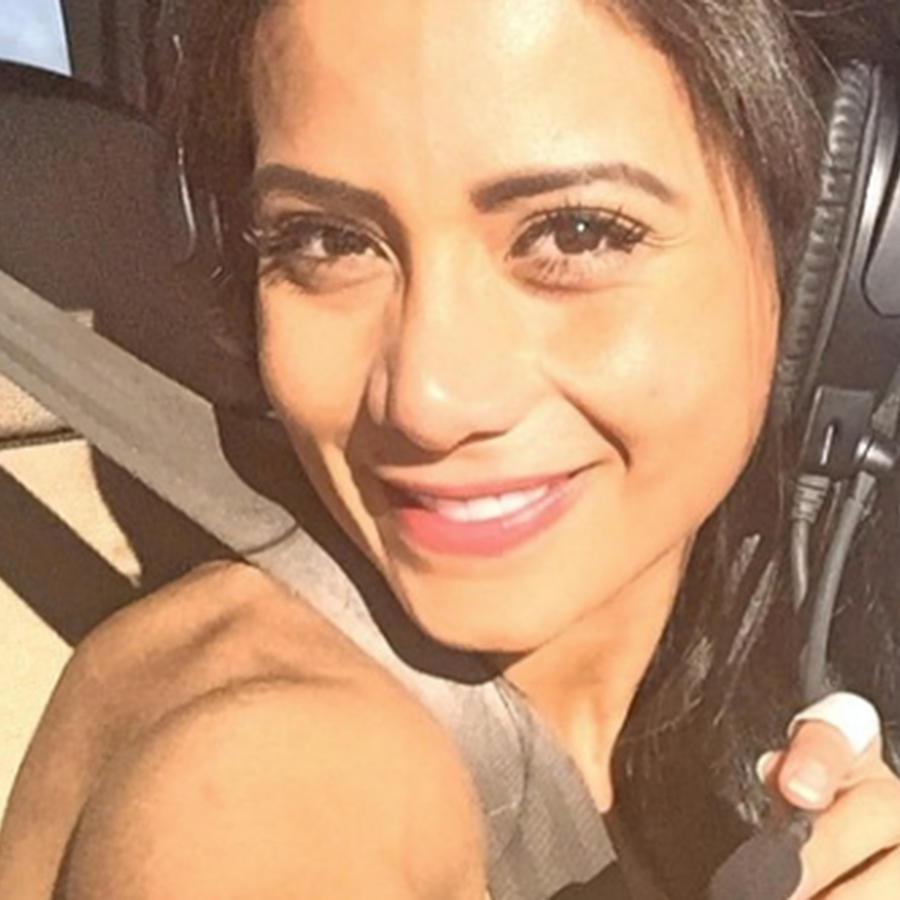 Sissy Arias formaba parte de la tripulación del vuelo del Chapecoense siniestrado en Colombia