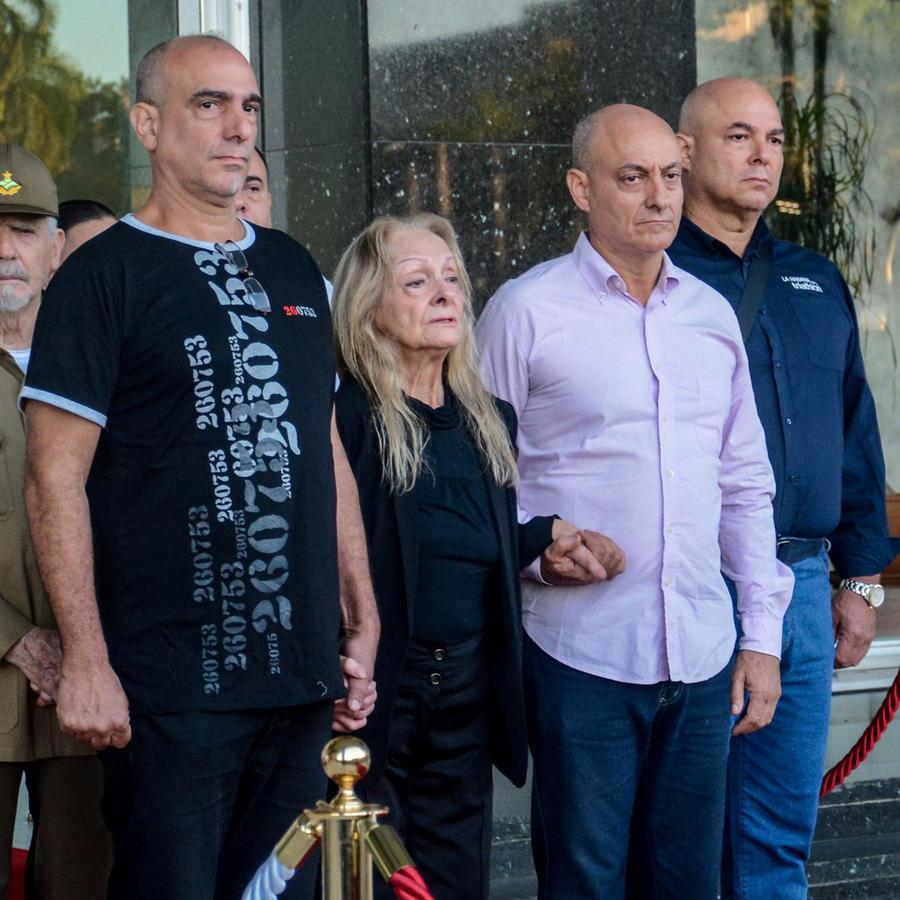 Familia de Fidel Castro