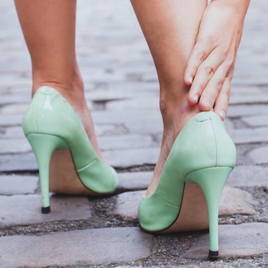Botox en los pies