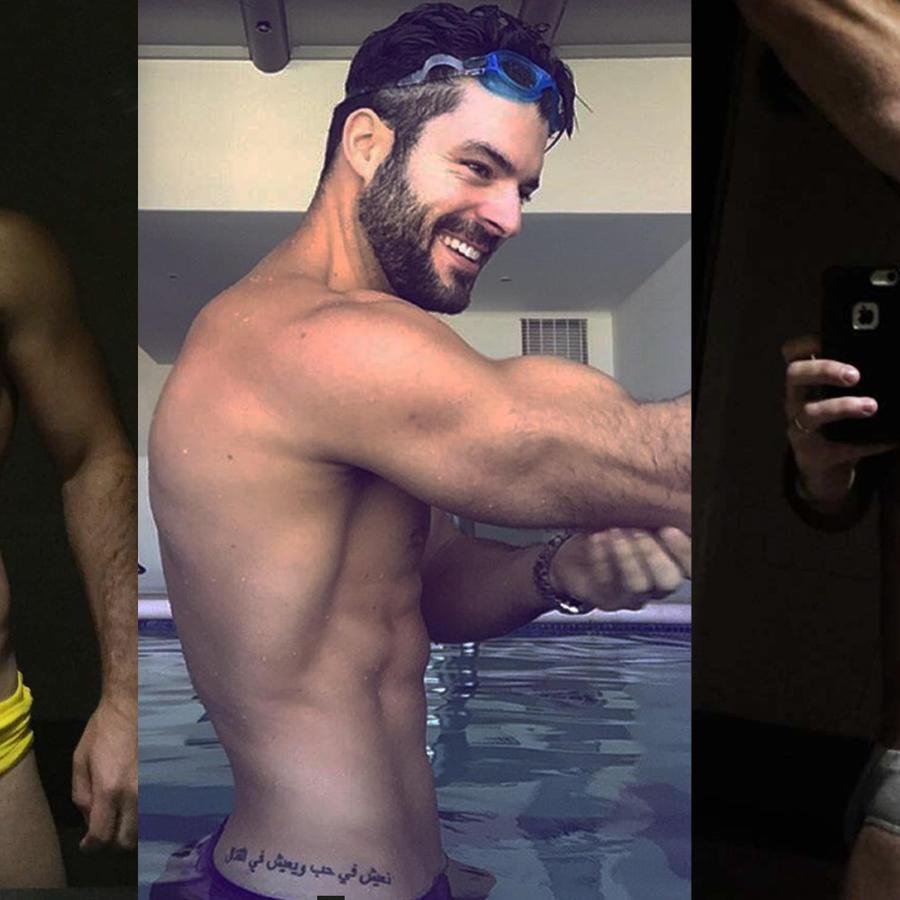 Adrian Di Monte-actror-fotos sexy