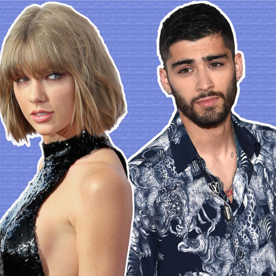 Taylor Swift y Zayn Malik