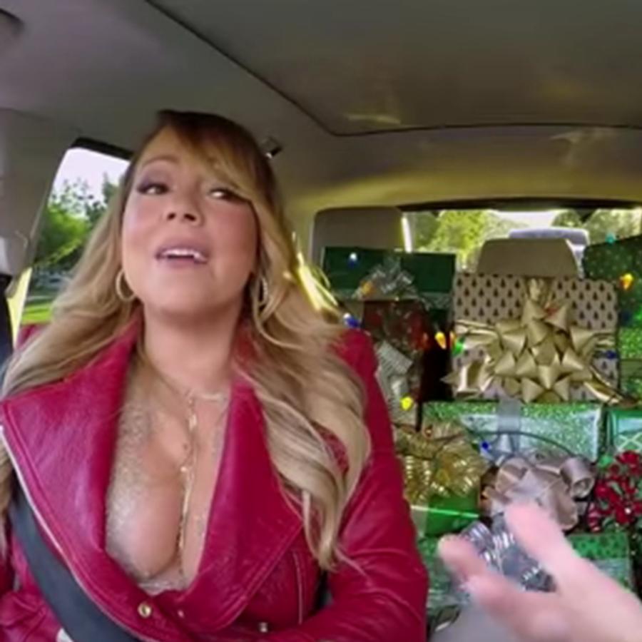 Carpool Karaoke Christmas Edition