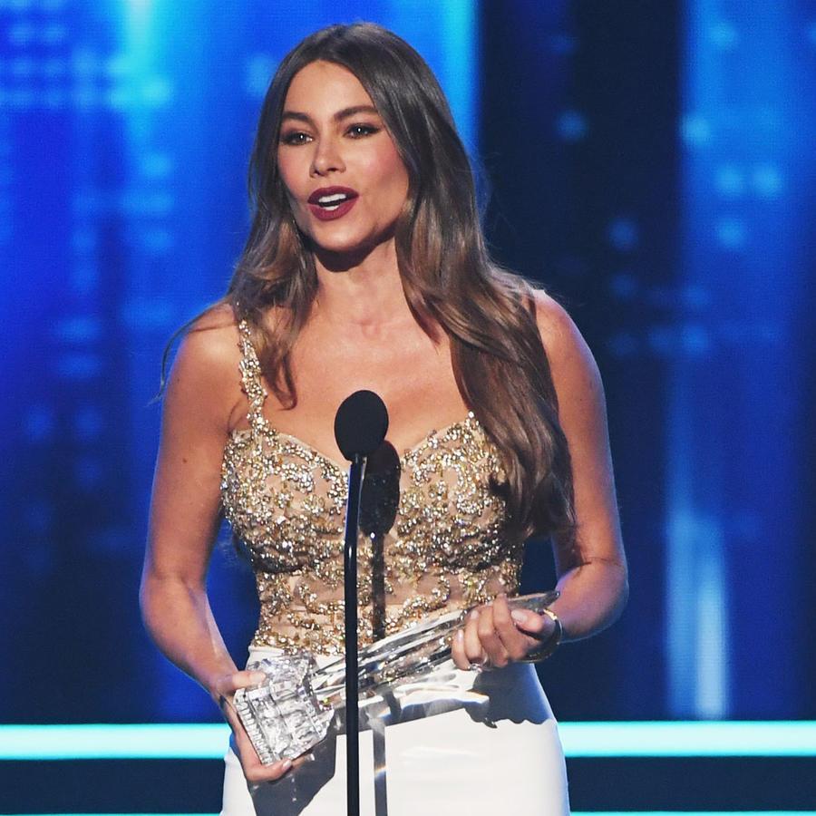Sofía Vergara en los People's Choice Awards 2017