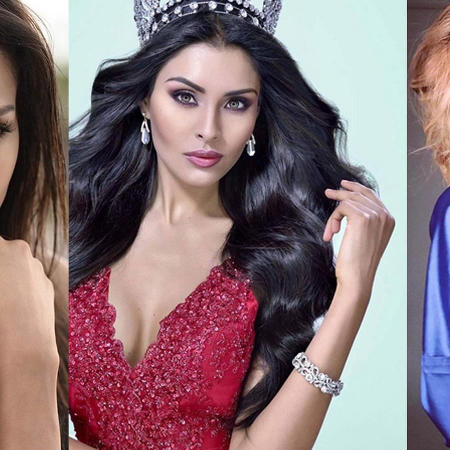 Una de estas latinas podría ser la próxima Miss Universo