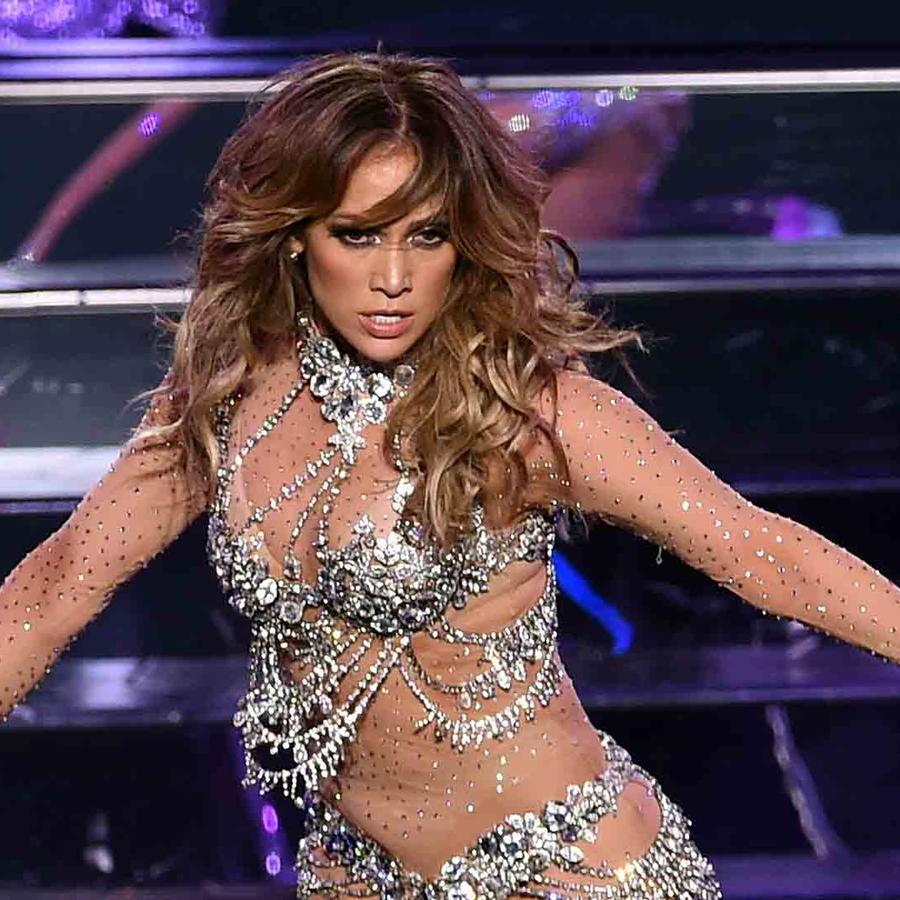 Jennifer Lopez All I Have - Vegas