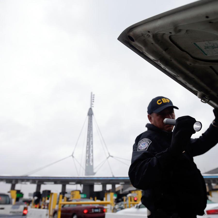 agentes en fronteras