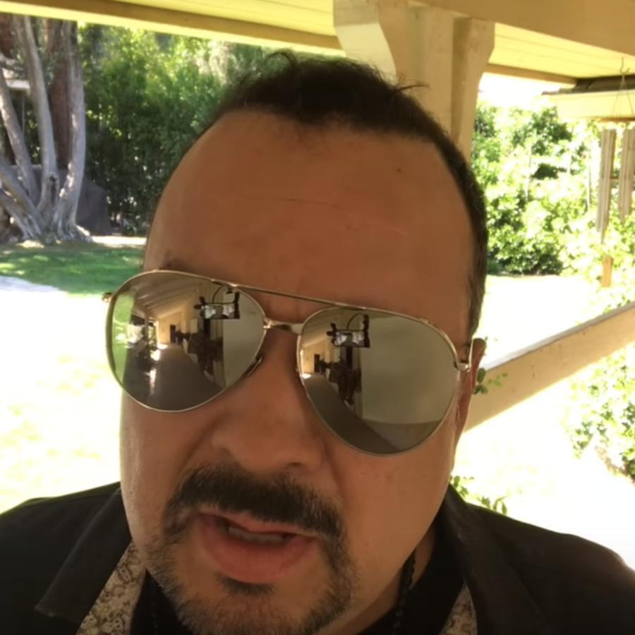 Primeras declaraciones de Pepe Aguilar tras el arresto de su hijo