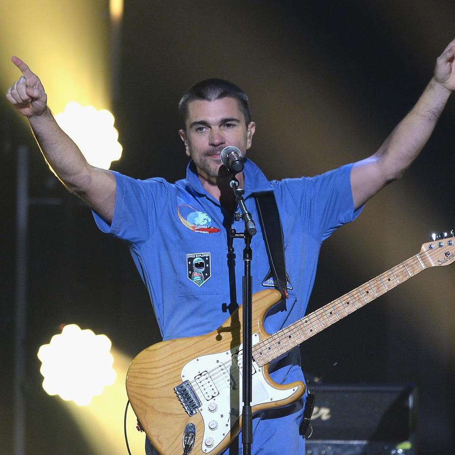 Juanes en el iHeartRadio Fiesta Latina - Show