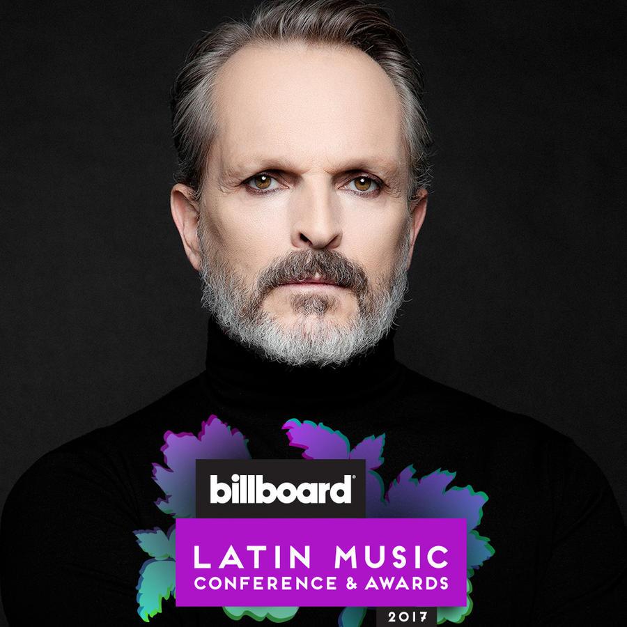 Promoción de las Conferencias Billboard Latin: Miguel Bose