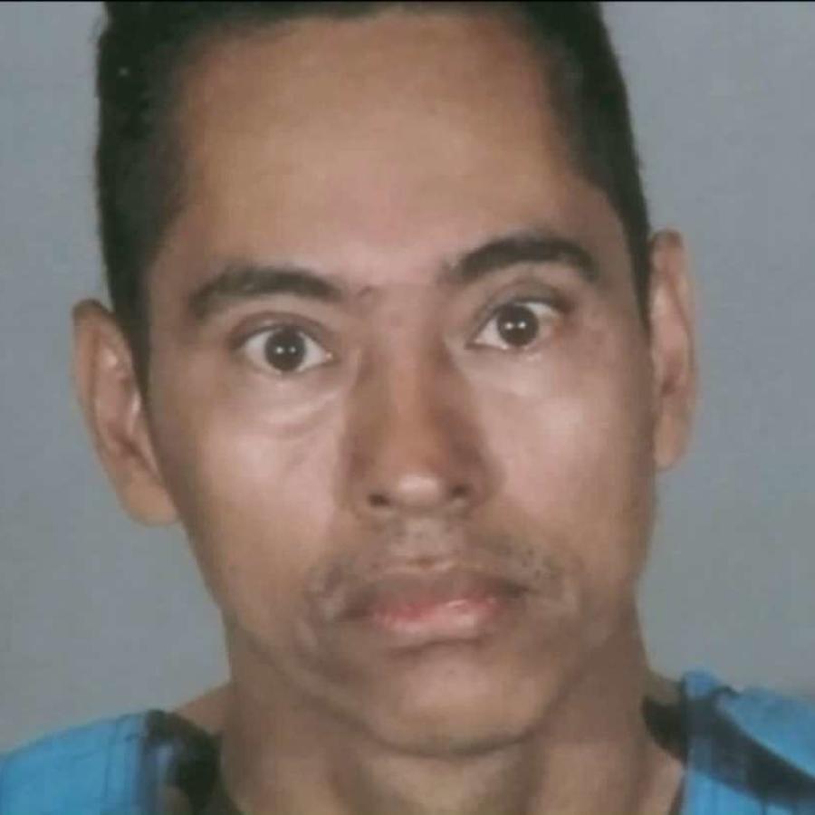 Edwin Lineras, de 43 años, es acusado de tratar de secuestrar a una menor de 13 años