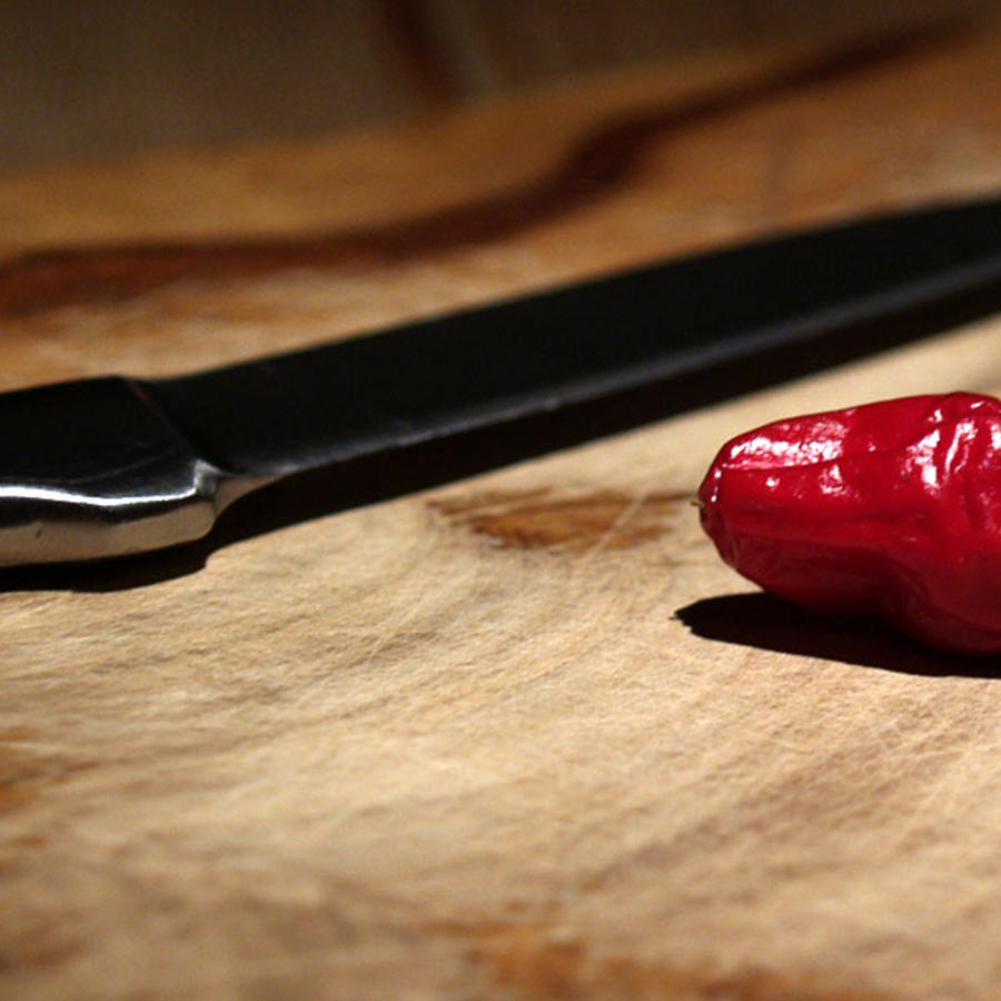 Un chili es tan potente que podría matar a una persona