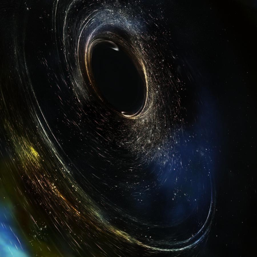 Ondas gravitacionales de Albert Eisntein