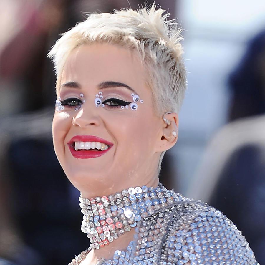 Katy Perry en concierto en Los Ángeles