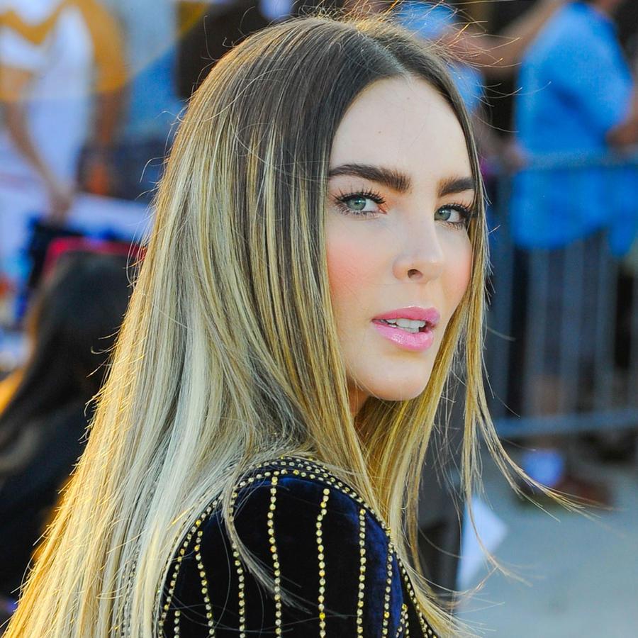 Belinda en la Premiere de  'Baywatch', en Miami