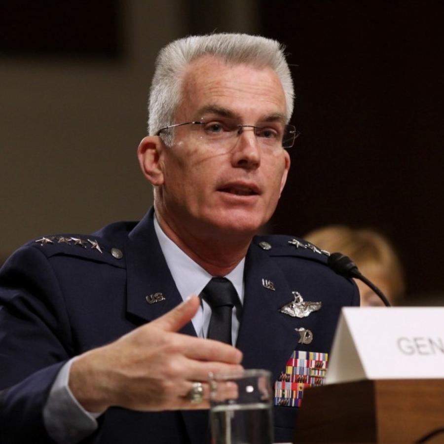 El general Paul Selva. Foto de AP