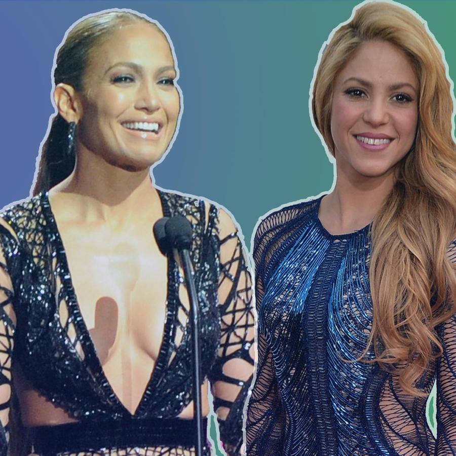Jennifer Lopez & Shakira