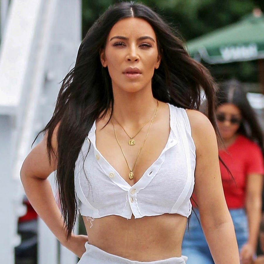 Kim Kardashian cinturita