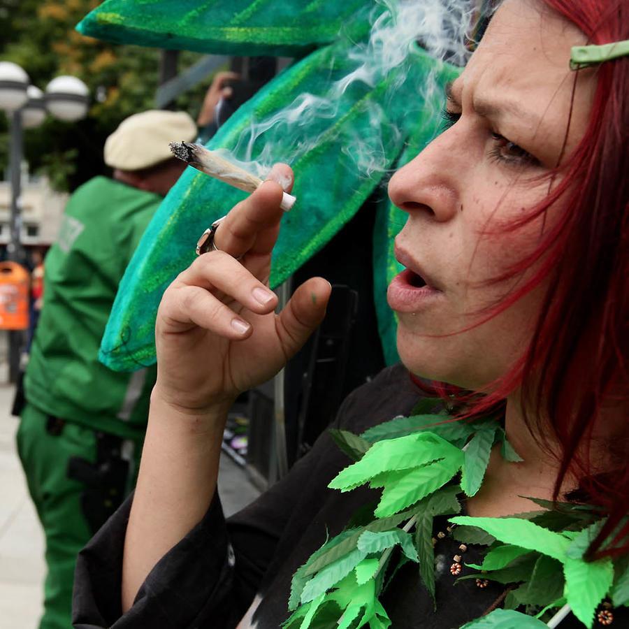 Marihuana aumenta riesgo cardíaco