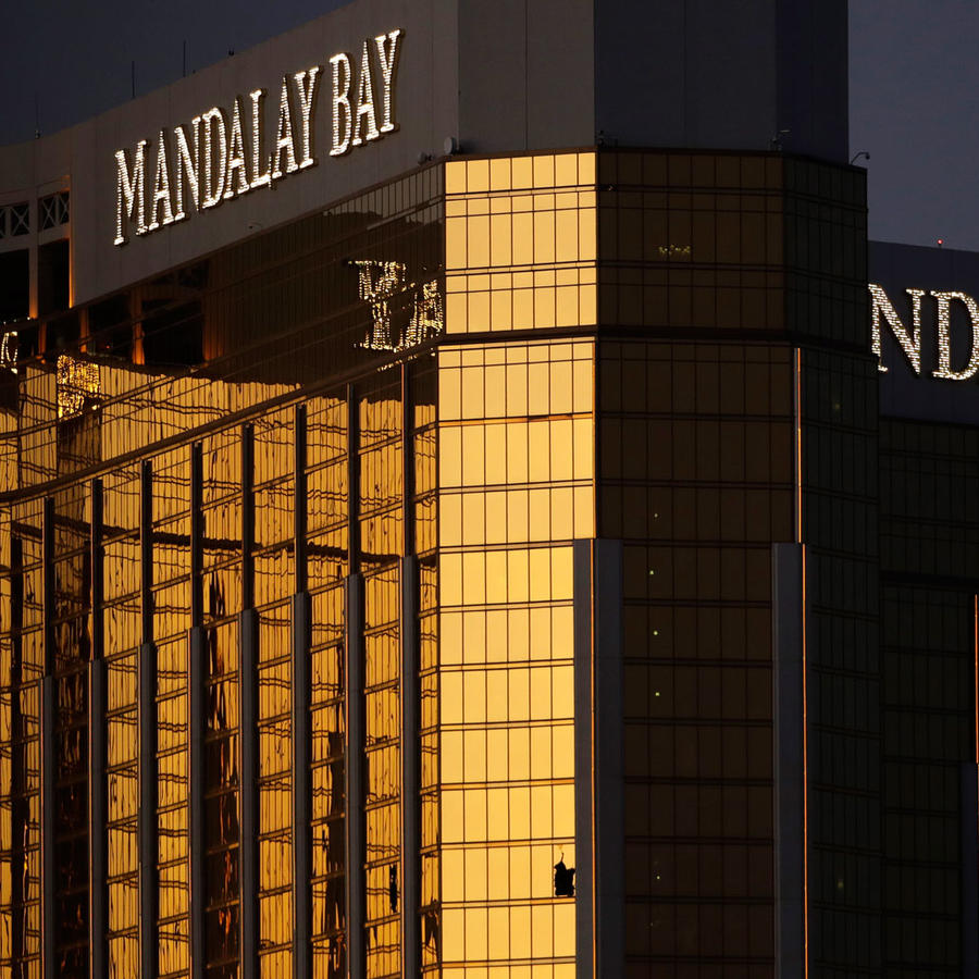 El hotel Mandalay Bay and Resort Casino de Las Vegas